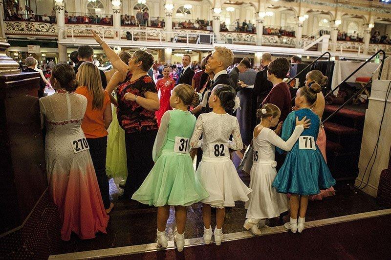 Ballroom Dancing Winter Gardens Blackpool