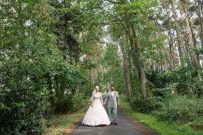 woodhill hall wedding photographer northumberland