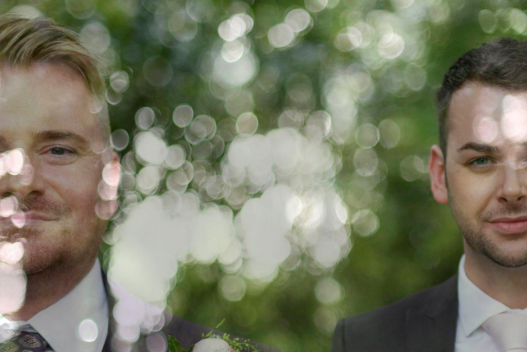 Graham & Brian Wedding at Bartle Hall