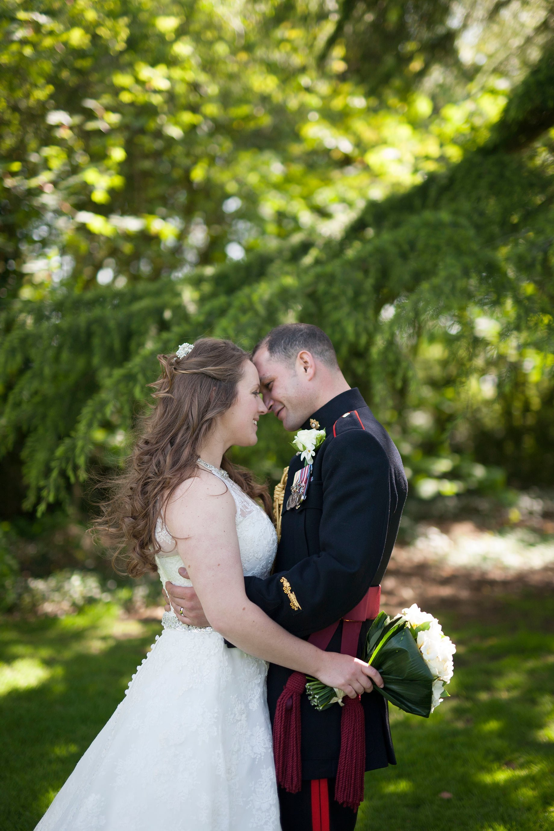 Lauren & Terry at Bartle Hall