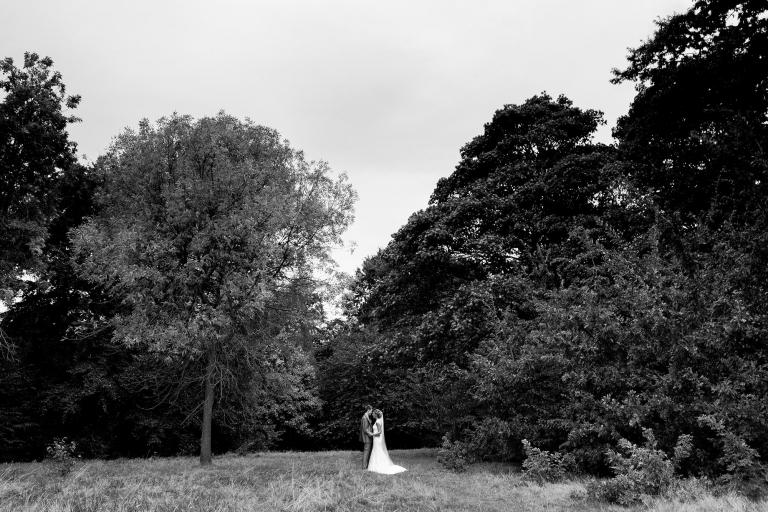 Bride and groom wedding photograph sefton park-wedding-photographer-liverpool
