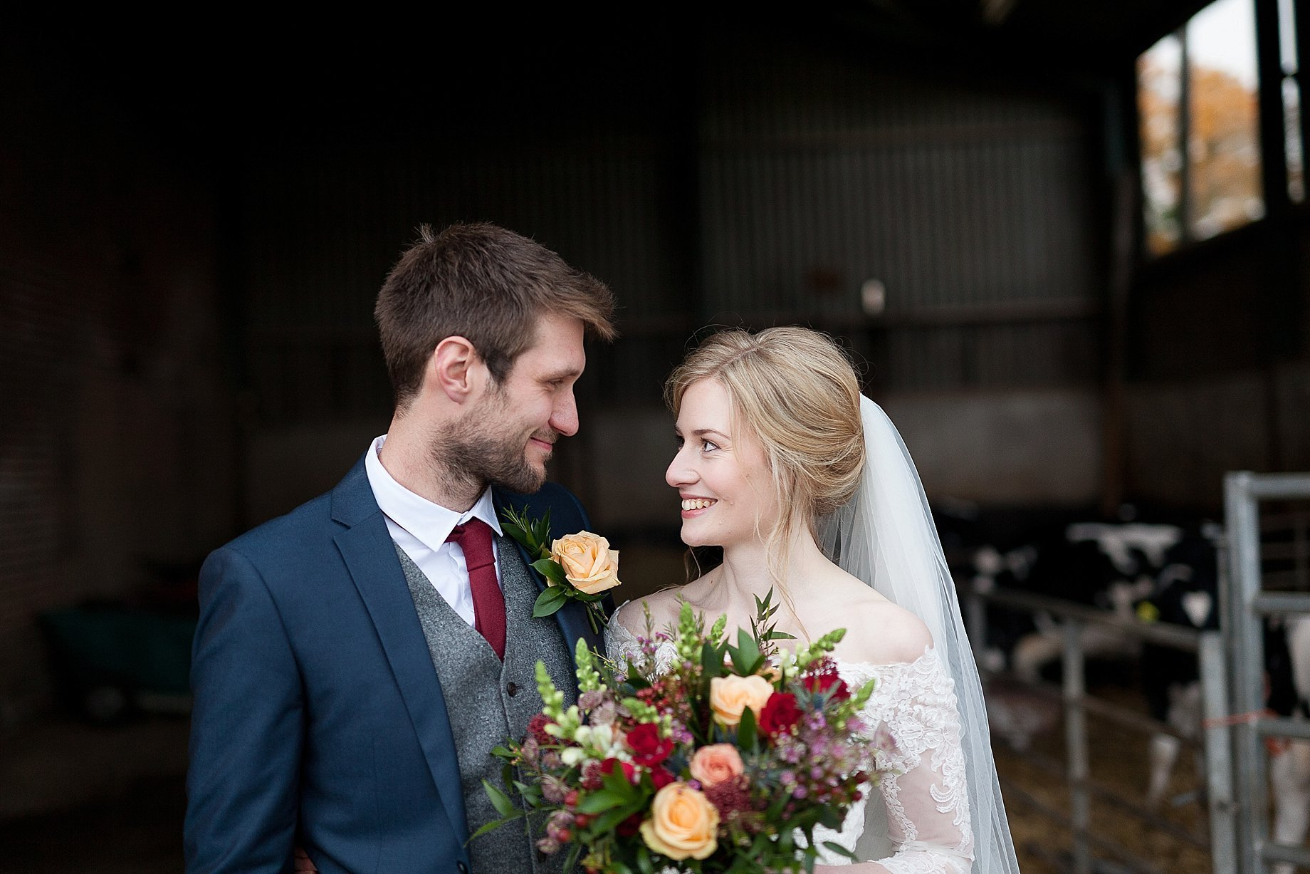 Preston wedding photographer at mytton fold