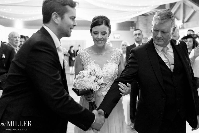 Lancashire wedding photographer best of 2017. Charnock Farm wedding photographer.