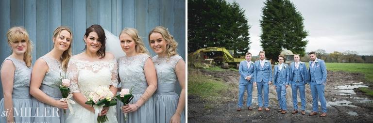 Beeston Manor wedding photographer preston lancashire