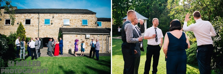 Manor House Wedding Photographer North East