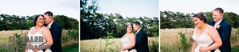 Best the villa wrea green wedding photographer couple portraits