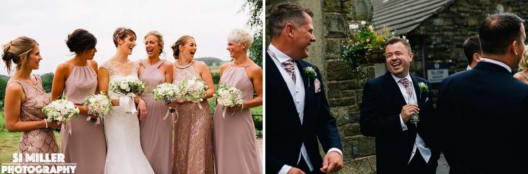 wedding portraits stirk house wedding photgraphy lancashire