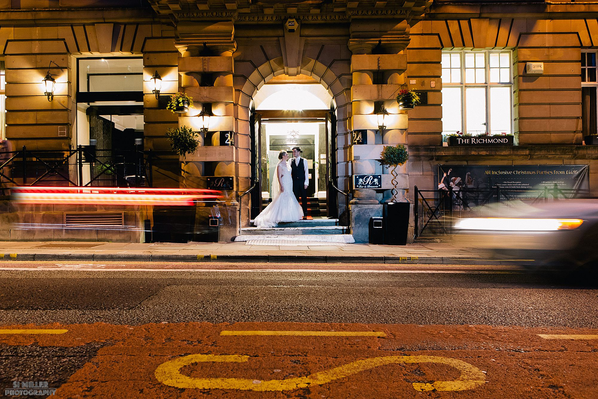 Richmond Hotel wedding photographer Liverpool